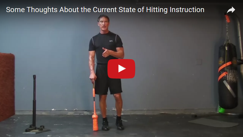 Thoughts About the Current State of Hitting Instruction