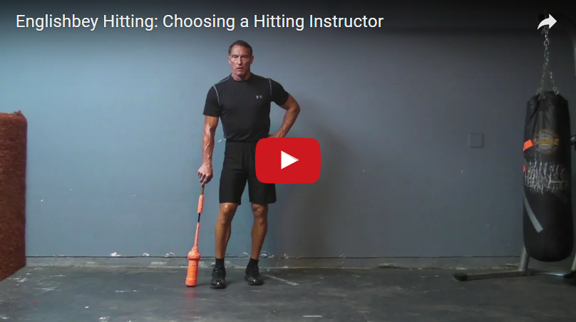 Choosing a Hitting Instructor